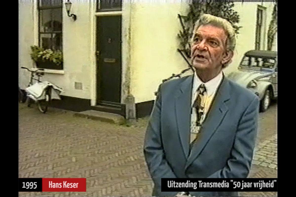Hans Keser, Zaltbommel