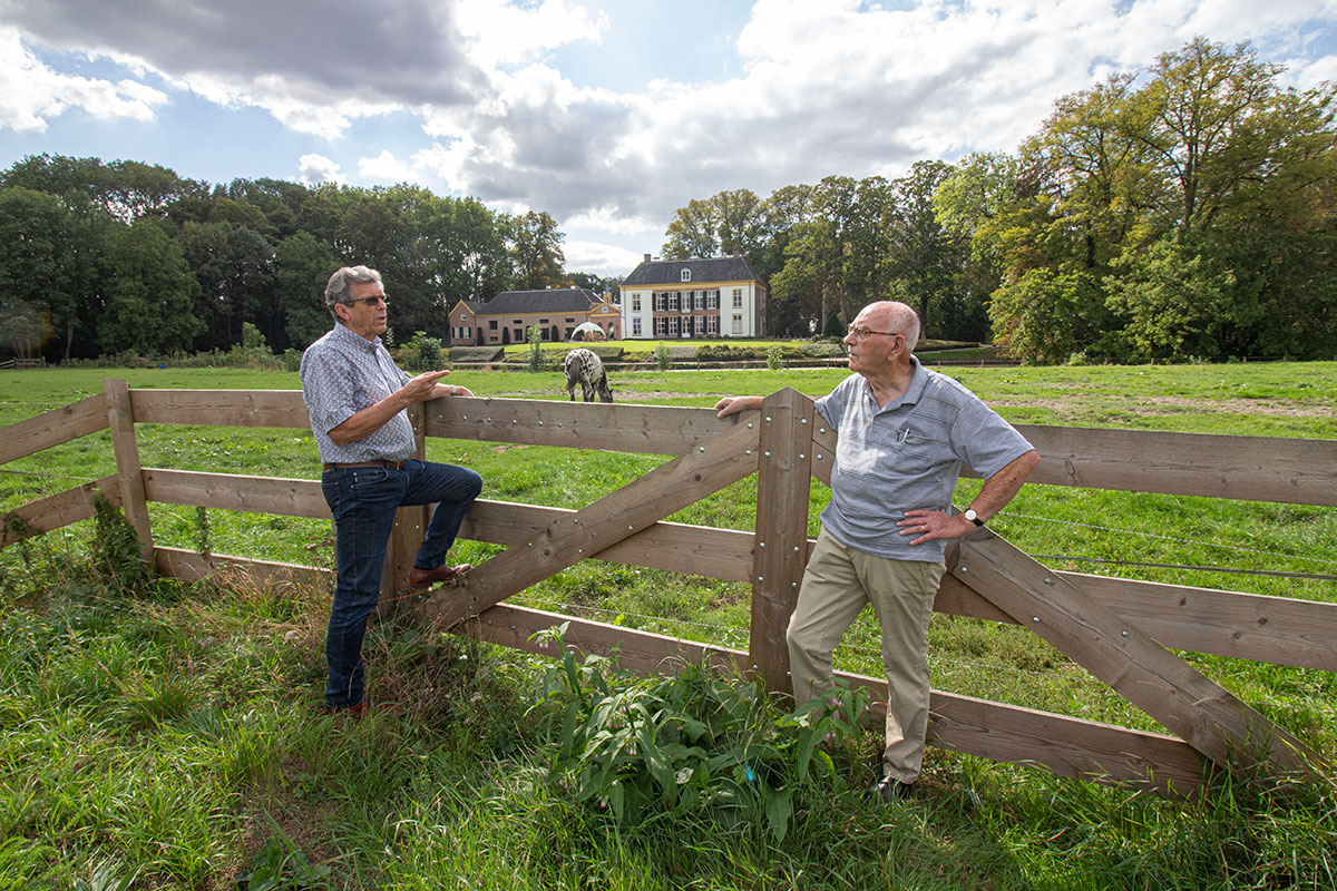 Jan Van Brakel, Piet Stoel, Zuilichem Huis Brakel