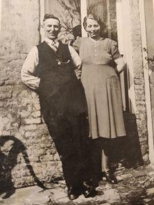Vader Roelof Mulders en moeder Maria van Hoesel